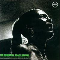 Cover of The Essential Billie Holiday Carnegie Hall Concert