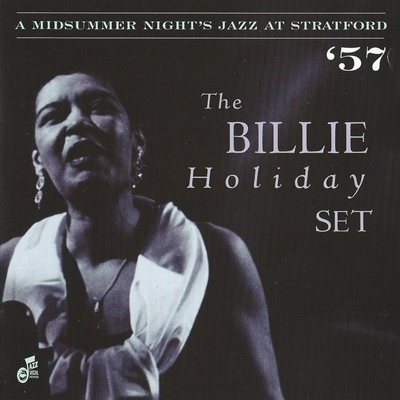 Cover of A Midsummers Night's Jazz At Stratford '57