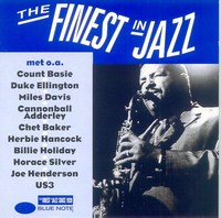 Cover of The Finest In Jazz
