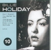 Cover of Billie Holiday CD Box - Vol. 10/10