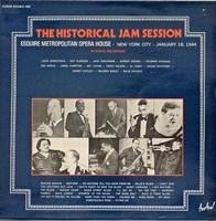 Cover of The Historical Jam Session