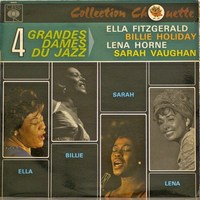 Cover of 4 Grandes Dames Du Jazz