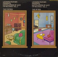 Cover of Leonard Feather Presents Encyclopedia Of Jazz