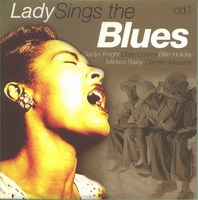 Cover of Lady Sings The Blues - Vol. 1/4