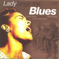 Cover of Lady Sings The Blues - Vol. 2/4