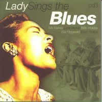 Cover of Lady Sings The Blues - Vol. 3/4