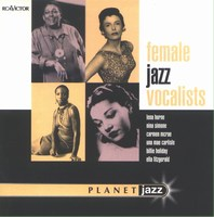 Cover of Female Jazz Vocalists