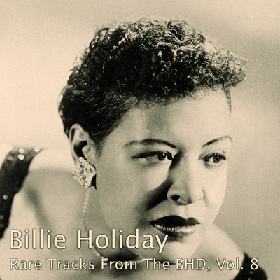 Cover of Rare Tracks From The BHD, Vol.8 (1956-1958)