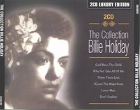 Cover of The Collection Billie Holiday, CD 2/2