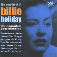 Cover of The Very Best Of Billie Holiday, CD 2/2