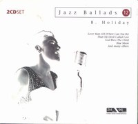 Cover of Jazz Balads, CD 1/2