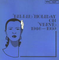 Cover of Billie Holiday On Verve (1946-1959), Vol. 01/10