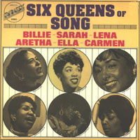 Cover of Six Queens Of The Song