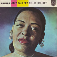 Cover of Jazz Gallery – Billie Holiday (7