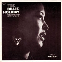 Cover of The Billie Holiday Story Vol.1 (7