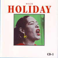 Cover of Billie Holiday - K-Box, CD 1/3
