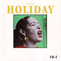 Cover of Billie Holiday - K-Box, CD 2/3
