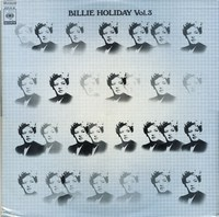 Cover of Billie Holiday, Vol. 3/5