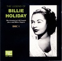 Cover of The Legend Of Billie Holiday Vol. 1/2