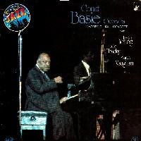 Cover of With Count Basie Orchestra: Carnegie Hall Concert