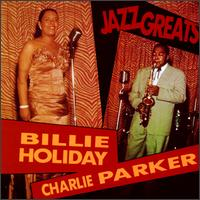 Cover of Jazz Greats (also: Charlie Parker)
