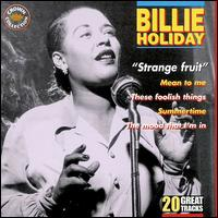 Cover of Strange Fruit