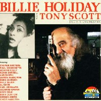 Cover of Billie Holiday With T.scott 1956-57