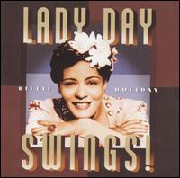 Cover of Lady Day Swings