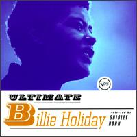Cover of The Ultimate Billie Holiday