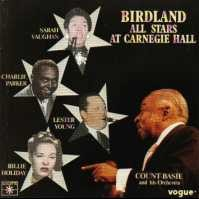 Cover of Birdland All Stars At Carnegie Hall