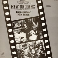 Cover of New Orleans: Original Motion Picture Soundtrack