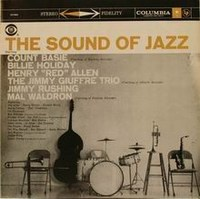 Cover of The Sound Of Jazz