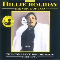 Cover of The Voice Of Jazz Complete Recordings 1933-1940 Vol. 5/8