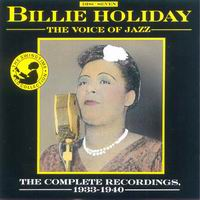 Cover of The Voice Of Jazz Complete Recordings 1933-1940 Vol. 7/8