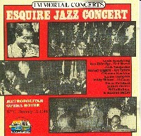 Cover of The Esquire Jazz Concert