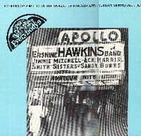 Cover of Live At The Apollo:  Live Broadcasts: Various Artists 1944-1947