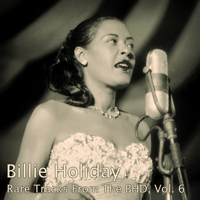 Cover of Rare Tracks From The BHD, Vol.6 (1953-1956)