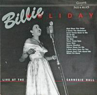Cover of Live At The Carnegie Hall