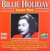 Cover of Lover Man  1940-1944