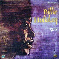 Cover of The Unique Billie Holiday 50's