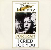 Cover of Portrait Vol. 10/10 - I Cried For You