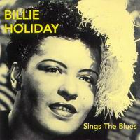 Cover of Sings The Blues