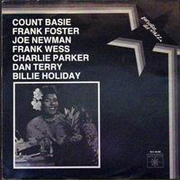 Cover of Estrellas Del Jazz - Billie Holiday With Count Basie And His Orchestra