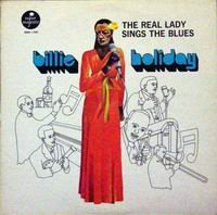Cover of The Real Lady Sings The Blues