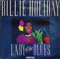 Cover of Lady Of The Blues