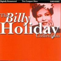 Cover of The Billy Holiday Collection, Disc 1/2