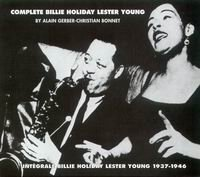 Cover of Complete Billie Holiday Lester Young 1937 – 1946, Vol.2/3