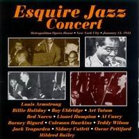 Cover of Esquire Jazz Concert