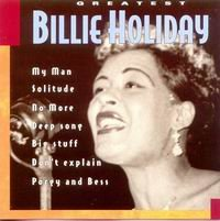 Cover of Greatest – Billie Holiday, Vol. 1/2