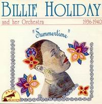 Cover of Billie Holiday & Her Orchestra 1936-1940